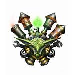 Goblin Icon Horde Symbol Wow Transparent 4k