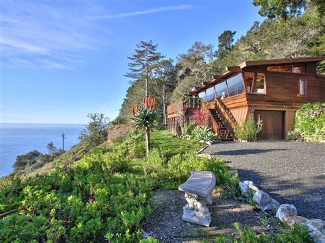 big sur cabin rental the ultimate big sur hideaway with dramatic vrbo