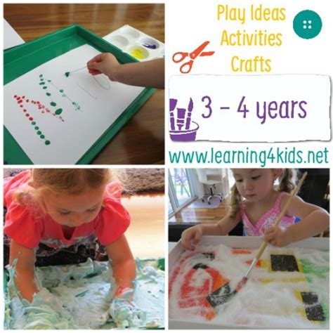 play ideas activities and crafts play by age learning