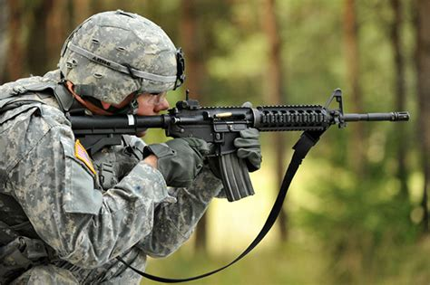 Colt M4 Carbine - Army Technology