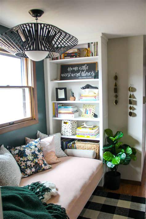 brilliant ikea billy bookcase hacks  cottage market