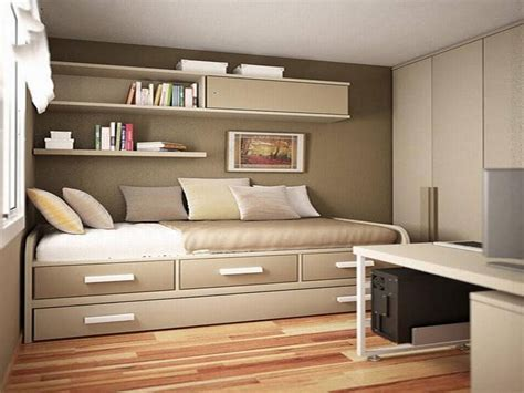 creative bedroom storage 25 tips for designing small sized bedrooms got bigger with minimalist home homedizz