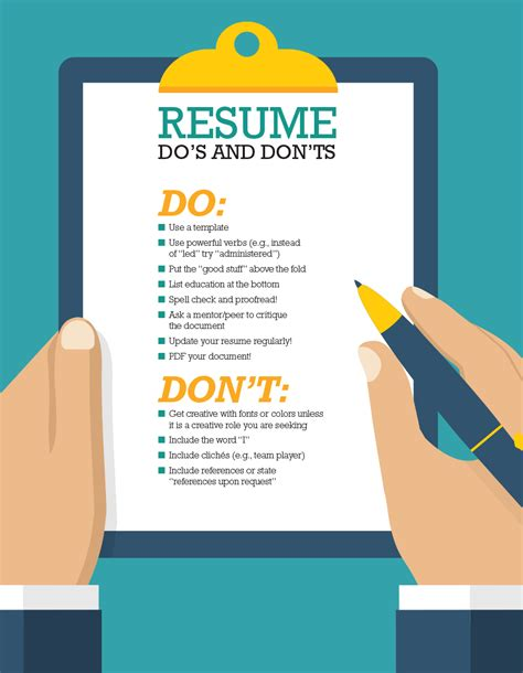 Professional Resume Do S And Don Ts resume tips for the aml professional acams today
