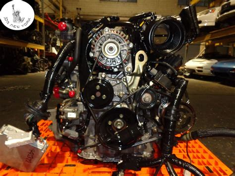 mazda rx8 motor mazda rx 8 rx8 1 3l 6port rotary engine 6spd trans ecu jdm