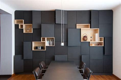 bureau pour salon mobilier design les meubles de rangement