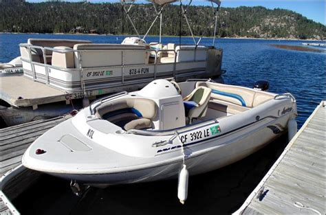 Boat Rentals In Big Bear by Wakeboarding Boat Rentals Big Bear Lake Holloway S