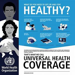 Universal Health Coverage Will Help Ensure Effective ...