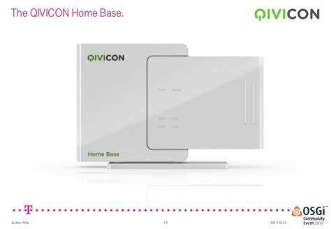 qivicon smart home cut the gordian knot the qivicon ecosystem for smarthome jochen h