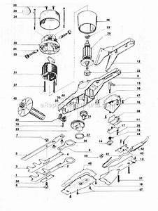 Little Wonder D1000 Parts List And Diagram