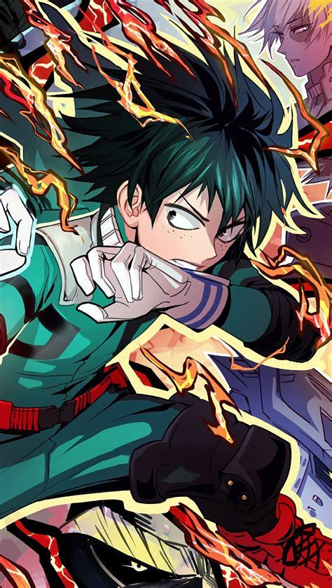 My hero academia young bakugo and midoriya graphic wallpaper. My Hero Academia Characters Boku no Hero Academia Anime Wallpaper 4k Ultra HD ID:3366