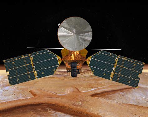 Spacecraft Mars Reconnaissance Orbiter