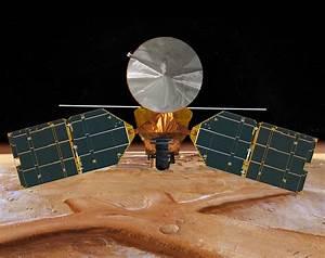 Spacecraft - Mars Reconnaissance Orbiter