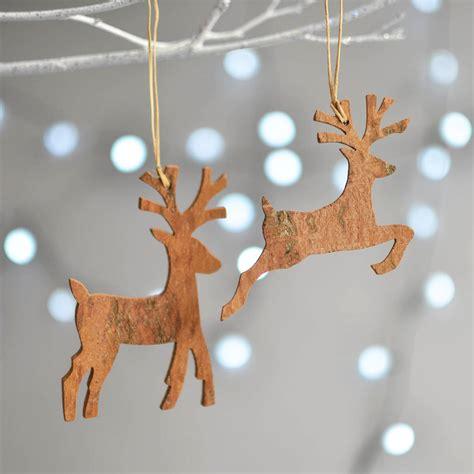 christmas reindeers decorations billingsblessingbagsorg