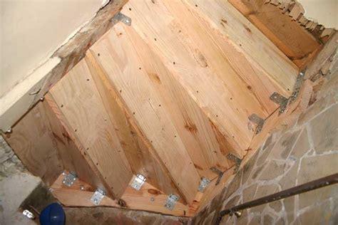 reparer un escalier en bois t 233 moignages de chantiers de r 233 paration d escalier communaut 233 leroy merlin