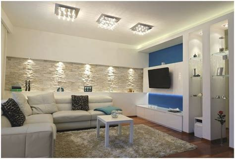 ideen indirekte beleuchtung bad wohnzimmer ideen