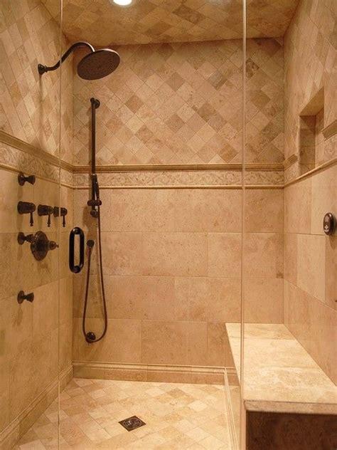 Travertine Bathroom Ideas by Travertine Slate Shower Design Pictures Remodel Decor