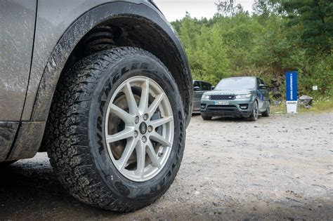 Testing Out The Goodyear Wrangler At Adventure Tyres