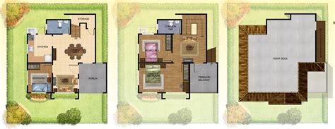 Pictures Model House Plan by Cypress House Model At Villa Montserrat Taytay House And