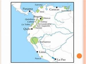 Epoca precolombina en colombia