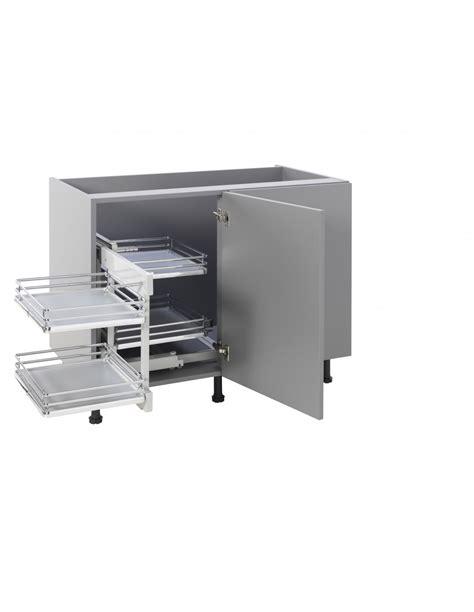 kitchen storage unit new innostor pull out corner shelving suits 800mm corner 5991