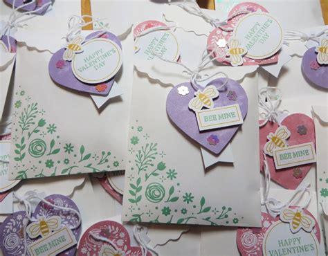 paper pumpkin january  valentine treat envelopes