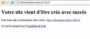 Ac Lille Webmail : site d 39 aide concernant la plateforme statique hebergement des tablissements ~ Medecine-chirurgie-esthetiques.com Avis de Voitures