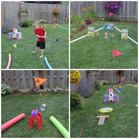 jeux d exterieur pour enfants 5 jeux d ext 233 rieur balles boules bulles 224 fabriquer pour les enfants