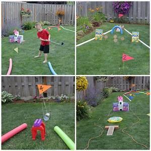 Jeux Exterieur Bois Enfant : 5 jeux d 39 ext rieur balles boules bulles fabriquer ~ Premium-room.com Idées de Décoration