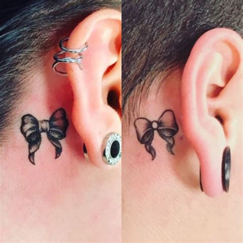 irresistible bow tattoo ideas     sport
