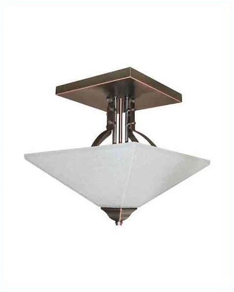 lite source ceiling l bronze w glass shade ls 19762d brz