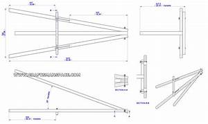 wooden easel plans free woodproject