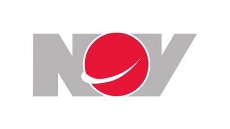 National Oilwell Varco (NOV) logo | Oil and gas logo