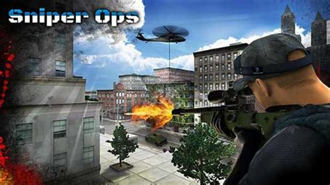sniper ops 3d shooting 6705 apk mod money data android
