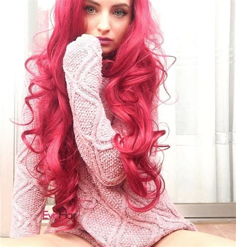 Pin By Rhiannon Mayfield On Hair Hair Color Hot Pink