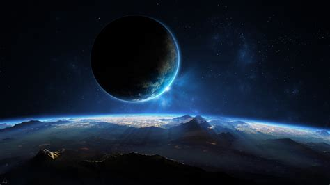 Distant Planet 3d Wallpapers