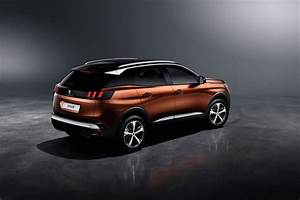 3008 Noir : peugeot cars news all new 2017 peugeot 3008 suv unveiled ~ Gottalentnigeria.com Avis de Voitures