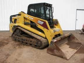 2003 Asv Rc100 Skid Steer For Sale At Equipmentlocator Com