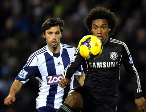 West Bromwich Albion vs. Chelsea: Live Player Ratings ...
