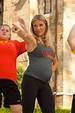 FIRST LOOK! Cameron Diaz debuts baby bump