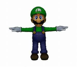 Imagen Pose T Luigi SSBMpng SmashPedia FANDOM