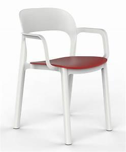 Kunstfelle Für Stühle : stuhl mit armlehnen stapelbar f r den au enbereich idfdesign ~ Orissabook.com Haus und Dekorationen