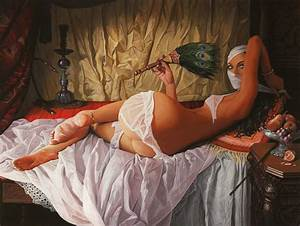 Adrian Borda Paints the Beauty of Women « Art