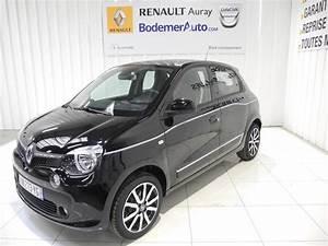 Renault Twingo Intens : voiture occasion renault twingo iii 1 0 sce 70 eco2 intens 2015 essence 56400 auray morbihan ~ Medecine-chirurgie-esthetiques.com Avis de Voitures