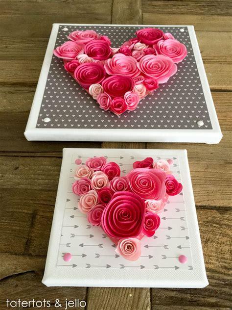 valentines day diy wall hearts   melt  heart