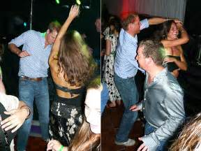 Prince William and Kate Middleton Party