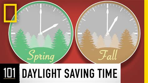 daylight saving time national geographic youtube
