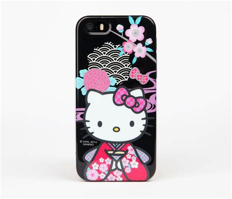 hello kitty iphone 5 hello kitty iphone 5 black kimono in accessories electronics phone cases accessories at