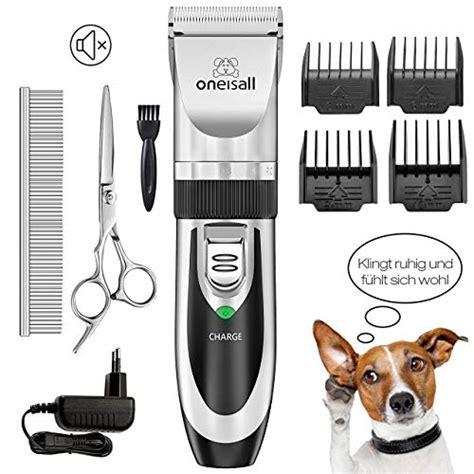 Haarschneider Für Hunde