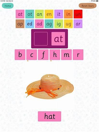 Cvc Words Letter Three Spelling Learn Learning