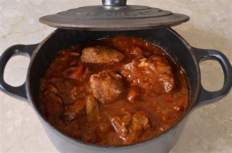 recette cuisine rapide goulash de porc ma cuisine santé